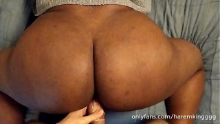 Black & Indian Tinder Teen Gets Fucked On The Side Of My Bed *REAL!*
