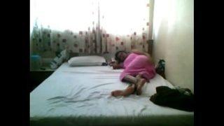 Desi married wife fuck with neighbor – hiddencamvids.com