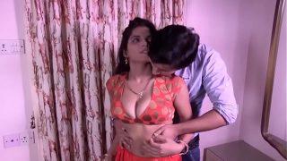 Devar bhabhi romance scene.